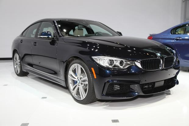 2015 BMW M4 Convertible and 4 Series Gran Coupe: New York Auto Show featured image large thumb11