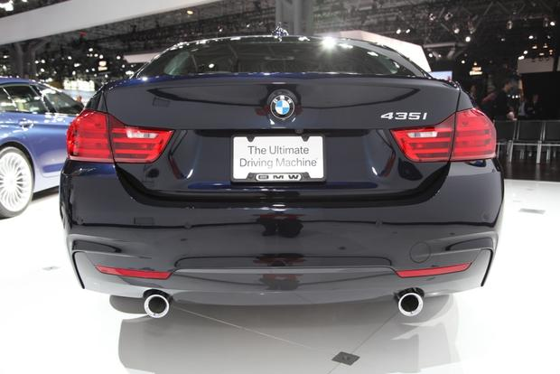 2015 BMW M4 Convertible and 4 Series Gran Coupe: New York Auto Show featured image large thumb12