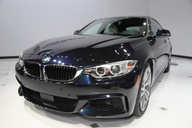 2015 BMW M4 Convertible and 4 Series Gran Coupe: New York Auto Show featured image large thumb13