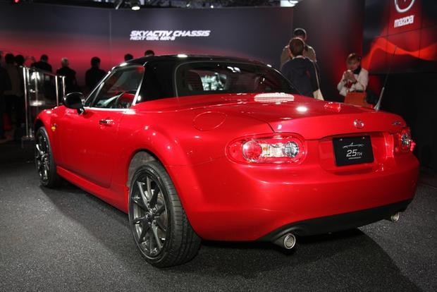 2015 Mazda MX-5 Miata: New York Auto Show