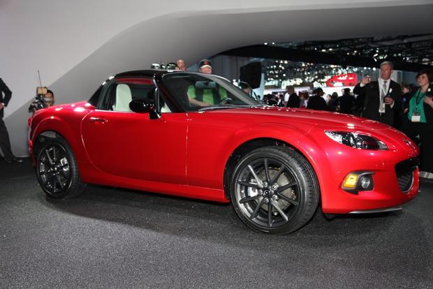 2015 Mazda MX-5 Miata: New York Auto Show featured image large thumb4