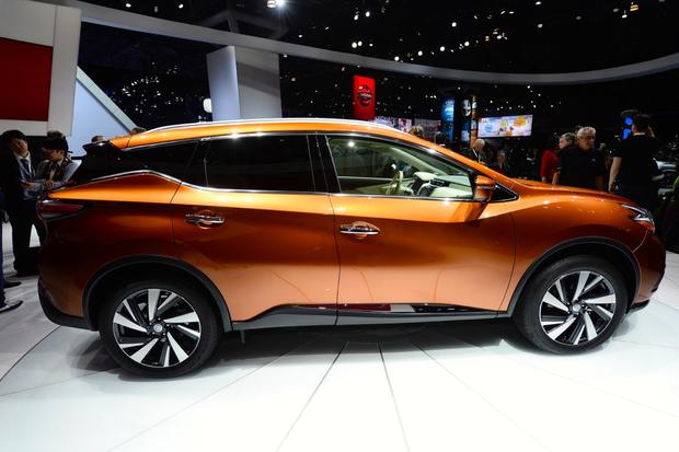 2015 Nissan Murano: New York Auto Show featured image large thumb0