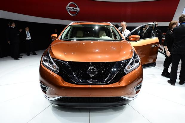 2015 Nissan Murano: New York Auto Show featured image large thumb3