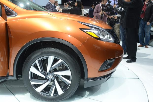 2015 Nissan Murano: New York Auto Show featured image large thumb5