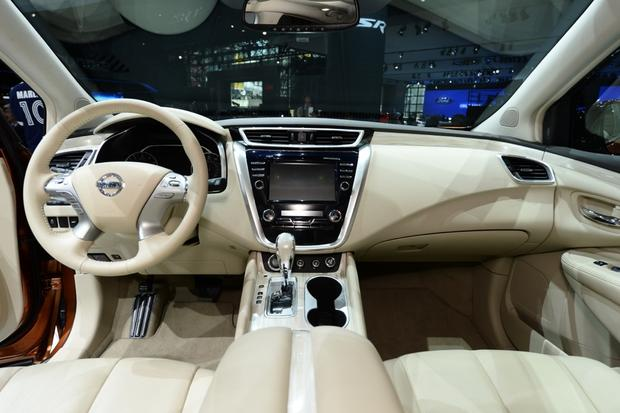 2015 Nissan Murano: New York Auto Show featured image large thumb6