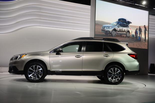 2015 Subaru Outback Redesign Images & Pictures - Becuo