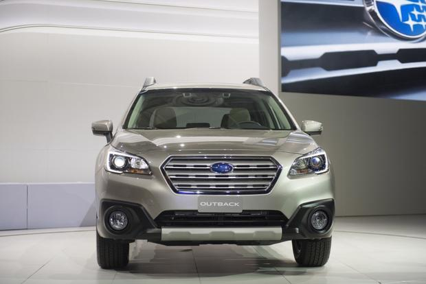 2015 Subaru Outback: New York Auto Show featured image large thumb5