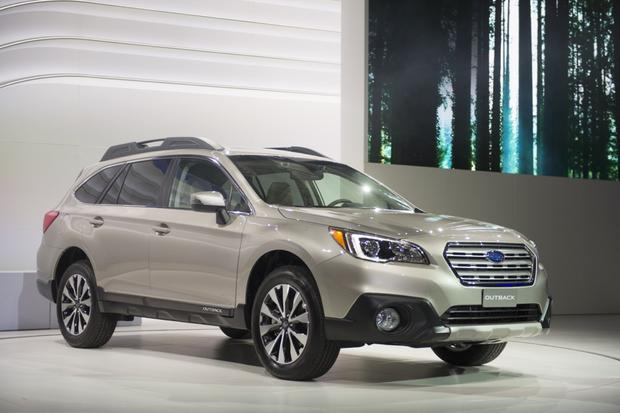 2015 Subaru Outback: New York Auto Show featured image large thumb6