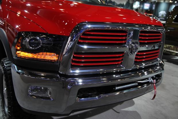 2015 Ram Power Wagon