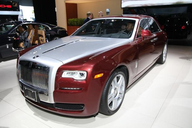 2015 Rolls-Royce Ghost Series II: New York Auto Show featured image large thumb0