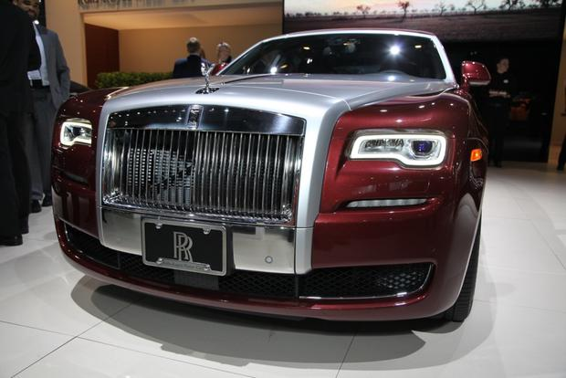 2015 Rolls-Royce Ghost Series II: New York Auto Show featured image large thumb1
