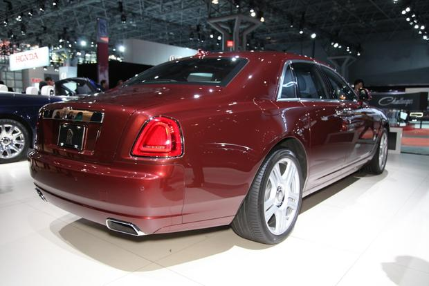 2015 Rolls-Royce Ghost Series II: New York Auto Show featured image large thumb2
