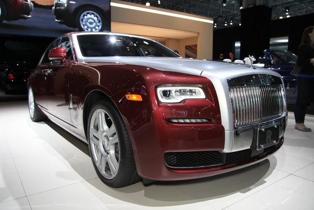 2015 Rolls-Royce Ghost Series II: New York Auto Show featured image large thumb5