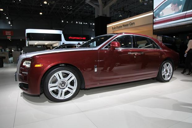 2015 Rolls-Royce Ghost Series II: New York Auto Show featured image large thumb6