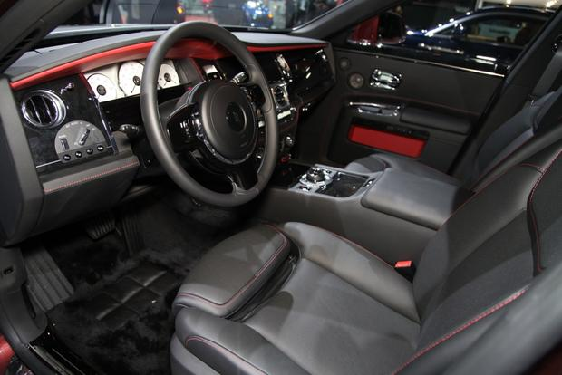 2015 Rolls-Royce Ghost Series II: New York Auto Show featured image large thumb7