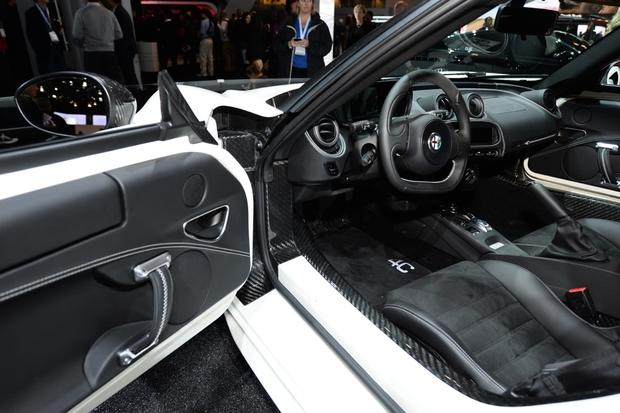 2015 Alfa Romeo 4C Coupe: New York Auto Show featured image large thumb7