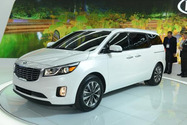 2015 Kia Sedona: New York Auto Show featured image large thumb0