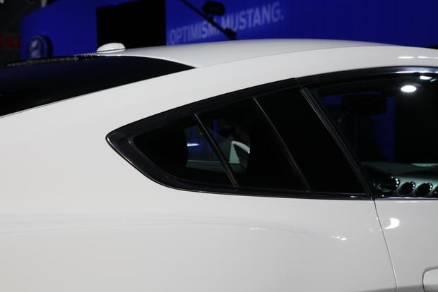 2015 Ford Mustang 50 Year Limited Edition: New York Auto Show featured image large thumb3