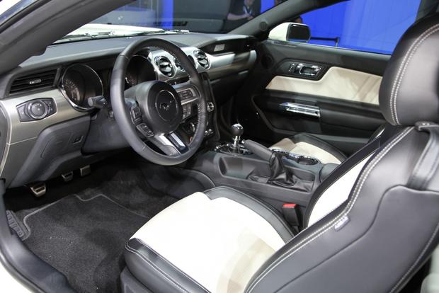 2015 Ford Mustang 50 Year Limited Edition: New York Auto Show featured image large thumb6