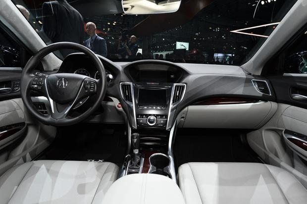 2015 Acura TLX: New York Auto Show featured image large thumb6