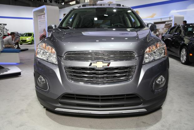 2015 Chevrolet Trax: New York Auto Show featured image large thumb0