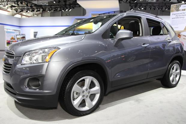 2015 Chevrolet Trax: New York Auto Show featured image large thumb1