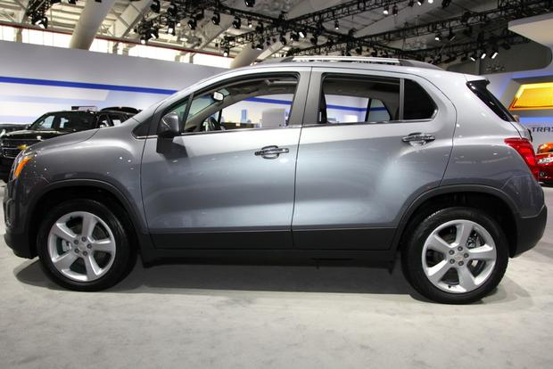 2015 Chevrolet Trax: New York Auto Show featured image large thumb2