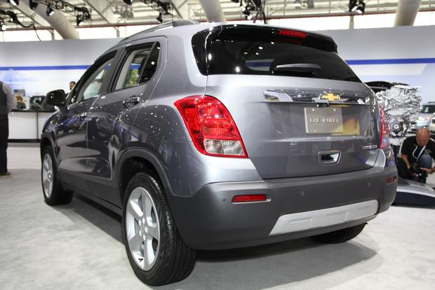 2015 Chevrolet Trax: New York Auto Show featured image large thumb3