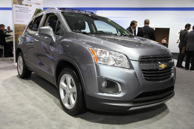 2015 Chevrolet Trax: New York Auto Show featured image large thumb4