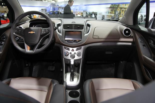 2015 Chevrolet Trax: New York Auto Show featured image large thumb5