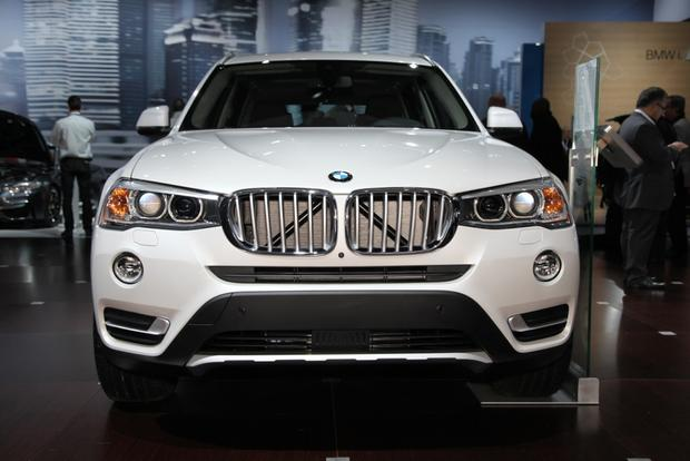2015 BMW X3: New York Auto Show Featured Image Large Thumb0