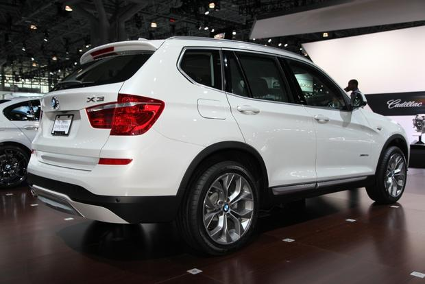 2015 BMW X3: New York Auto Show featured image large thumb2