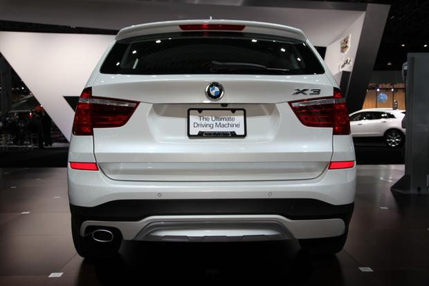 2015 BMW X3: New York Auto Show featured image large thumb3