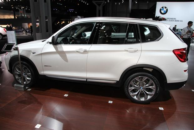 2015 BMW X3: New York Auto Show featured image large thumb4