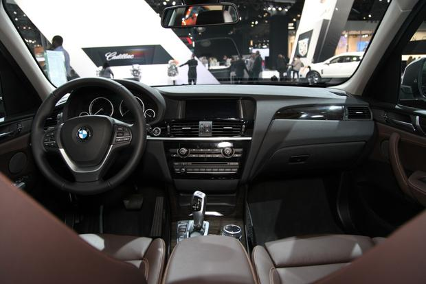 2015 BMW X3: New York Auto Show featured image large thumb6