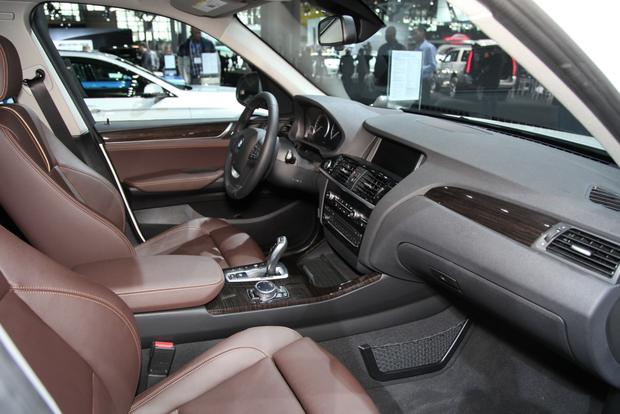 2015 BMW X3: New York Auto Show featured image large thumb7