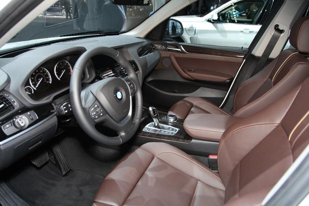 2015 BMW X3: New York Auto Show featured image large thumb8