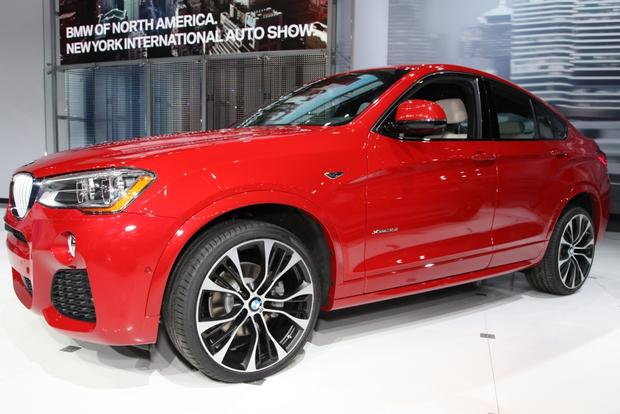 2015 BMW X4: New York Auto Show featured image large thumb0