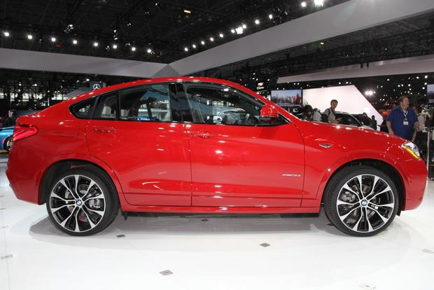 2015 BMW X4: New York Auto Show featured image large thumb2