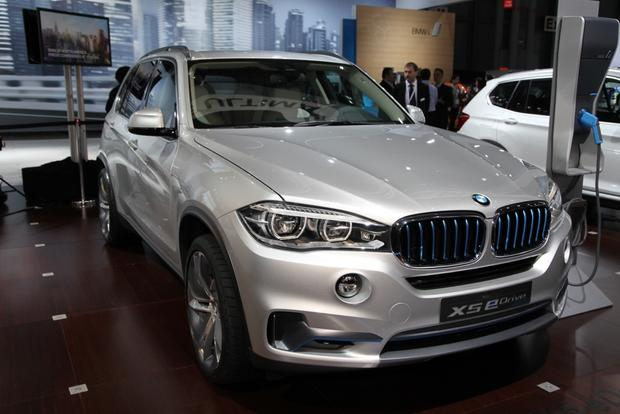 BMW Concept X5 eDrive: New York Auto Show featured image large thumb1