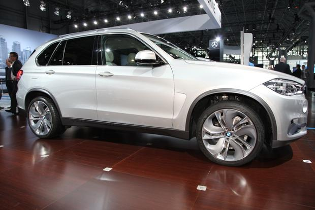 BMW Concept X5 eDrive: New York Auto Show featured image large thumb3