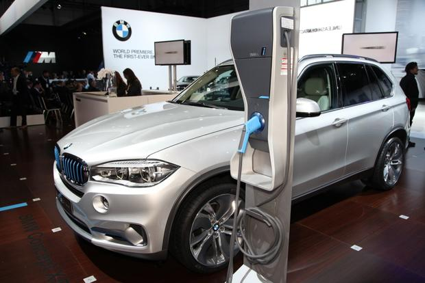 BMW Concept X5 eDrive: New York Auto Show featured image large thumb4