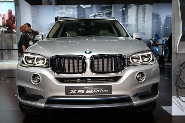 BMW Concept X5 eDrive: New York Auto Show featured image large thumb5