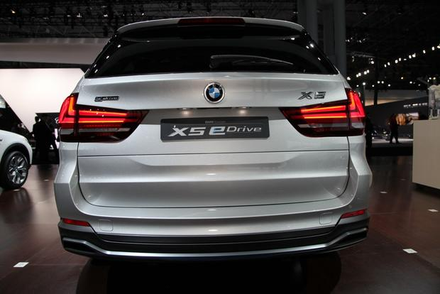 BMW Concept X5 eDrive: New York Auto Show featured image large thumb6