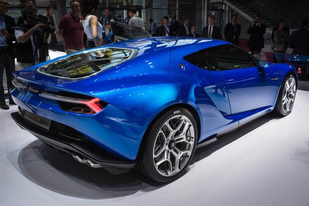 Lamborghini Asterion LPI 910-4: Paris Auto Show featured image large thumb1