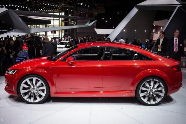 Audi TT Roadster and Audi TT Sportback: Paris Auto Show featured image large thumb1