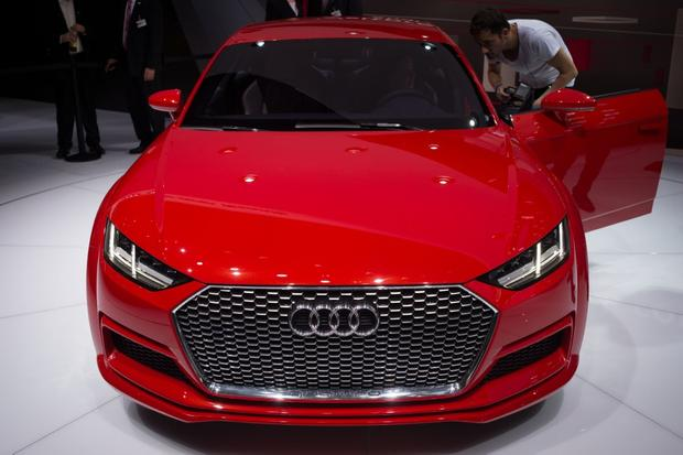 Audi TT Roadster and Audi TT Sportback: Paris Auto Show featured image large thumb2