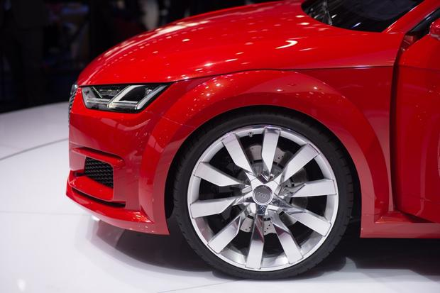 Audi TT Roadster and Audi TT Sportback: Paris Auto Show featured image large thumb6