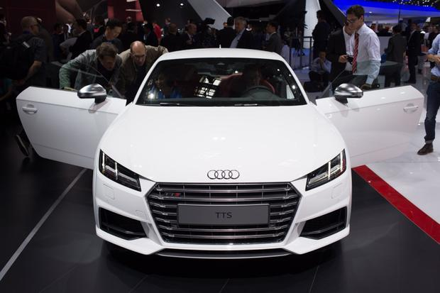 Audi TT Roadster and Audi TT Sportback: Paris Auto Show featured image large thumb12