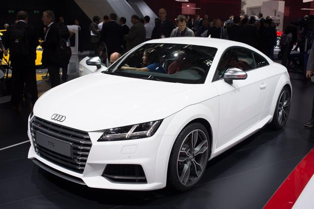 Audi TT Roadster and Audi TT Sportback: Paris Auto Show featured image large thumb13